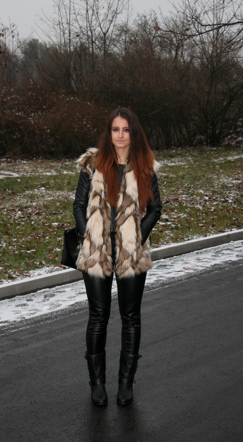 fur leather_the taste of violet
