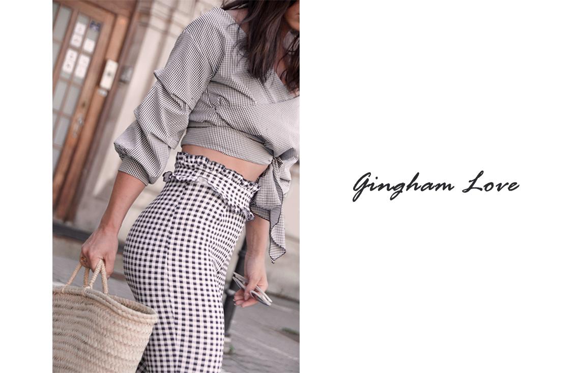 gingham love
